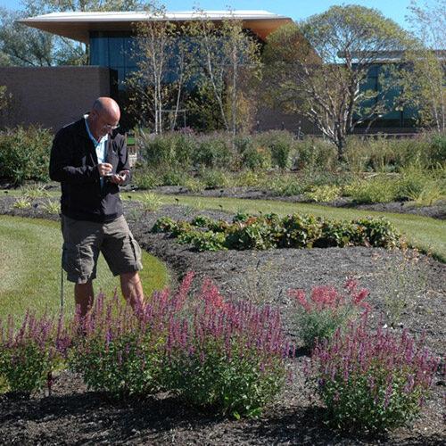 Chicago Botanic Garden Trial Gardens