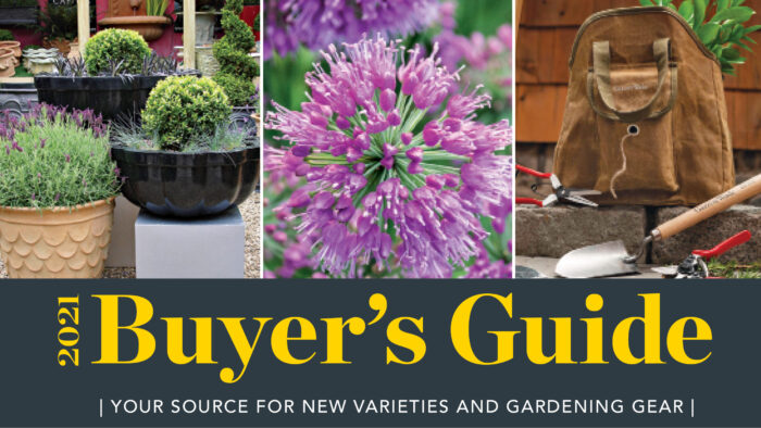 Gardener Buyer's Guide Spring 2021