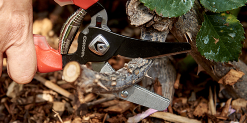 Corona Tools ComfortGEL Anvil Hand pruner