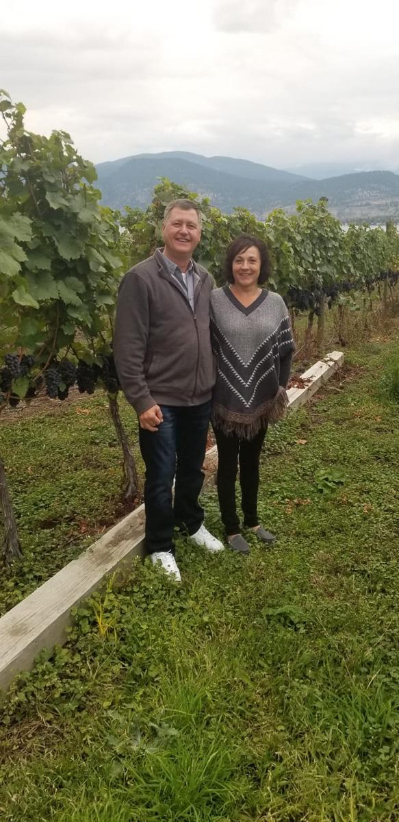 David and Layne Kushniruk of Kind Bee Farms