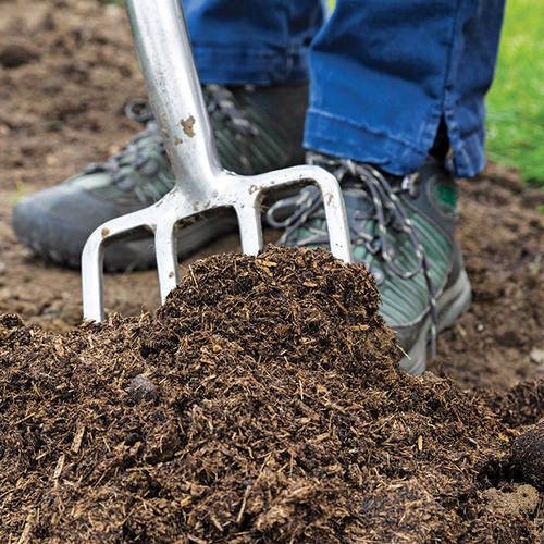 improving dry garden soil