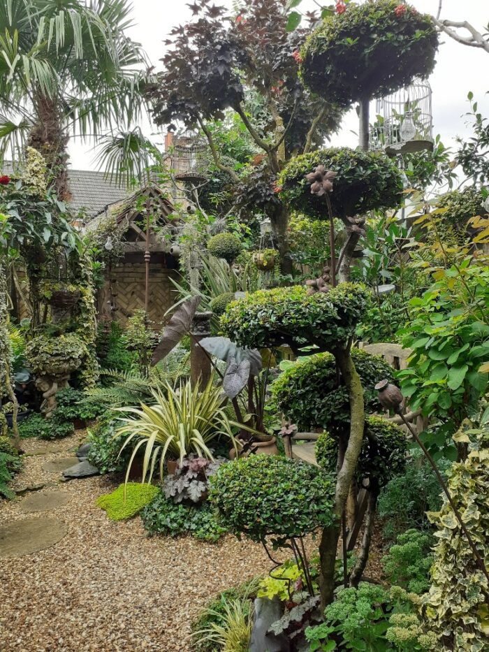 A French Garden in the UK