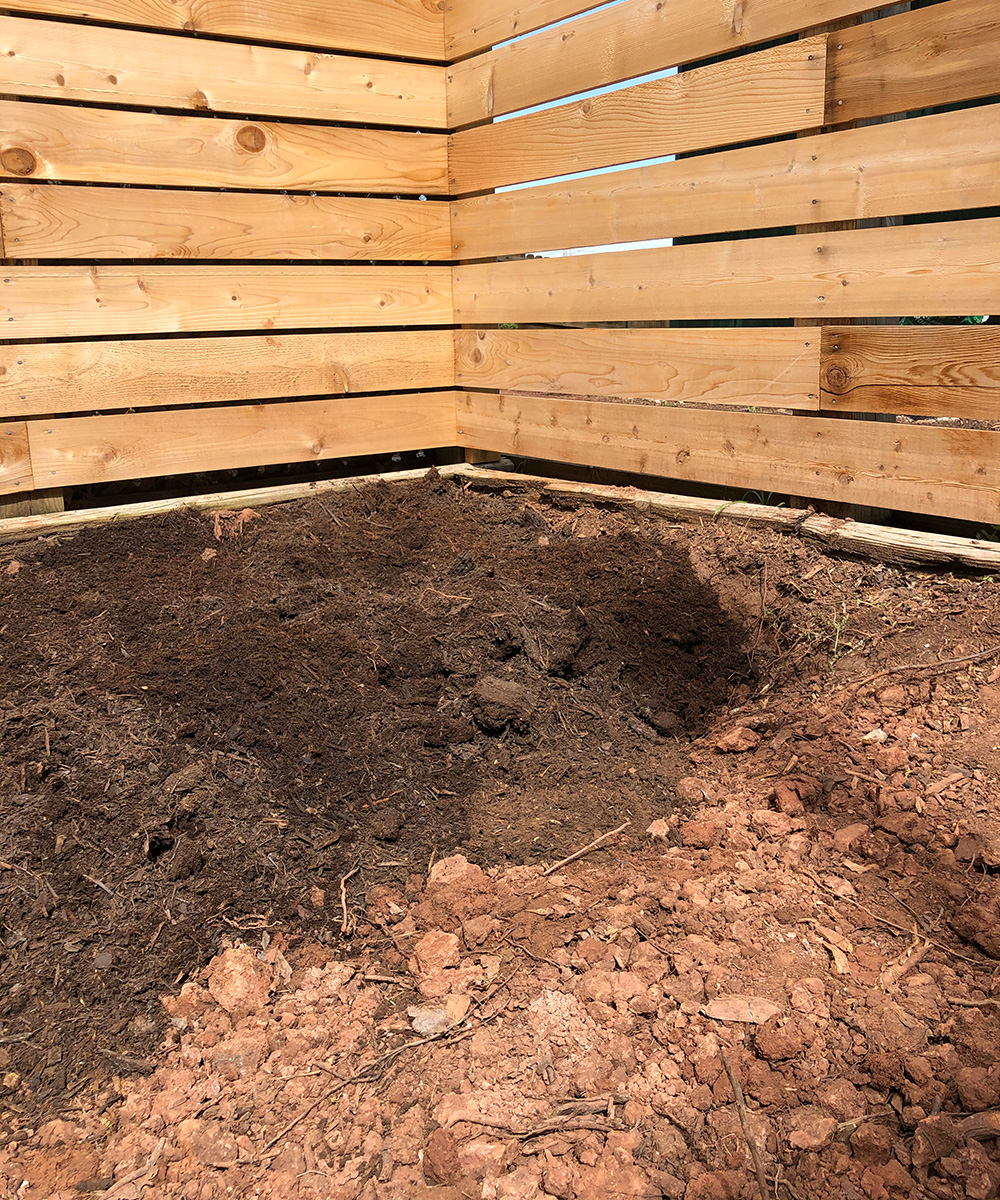 amended vs unamended soil