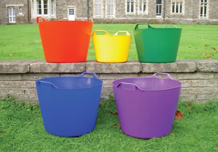 trug tubs from Kinsman Company