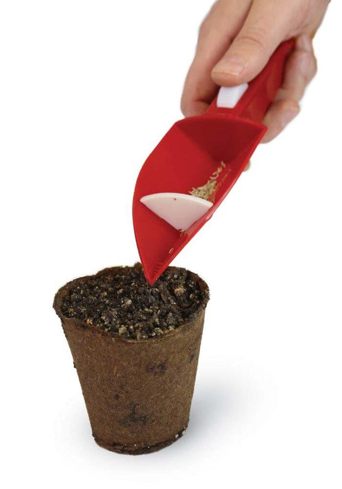 Seedmaster Vibrating Hand Seeder