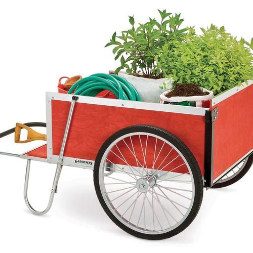 Gardener's Supply Company's classic garden cart