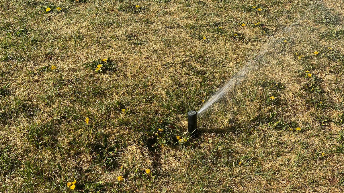 Rotor irrigation system