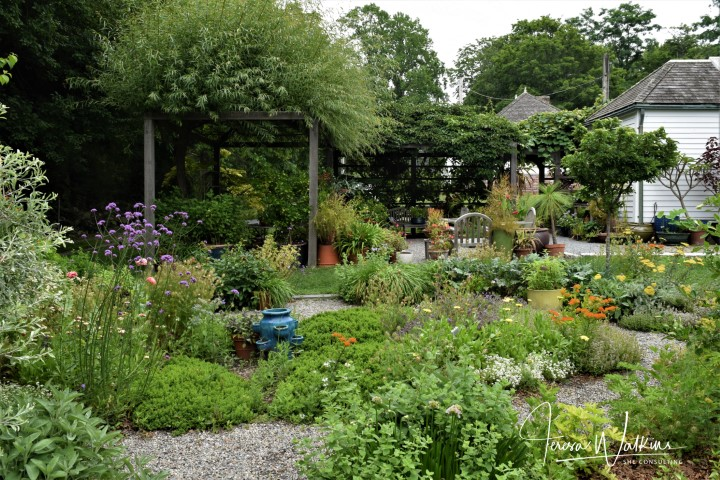 gardens at Blithewold