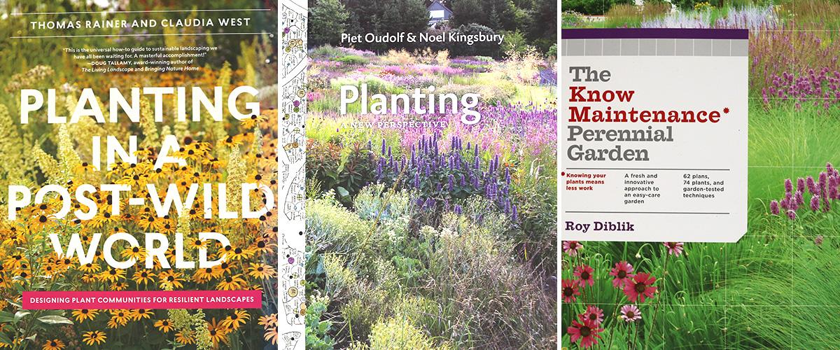 books on naturalistic gardening