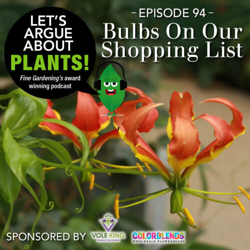 Episode 94: Bulbs On Our Shopping List