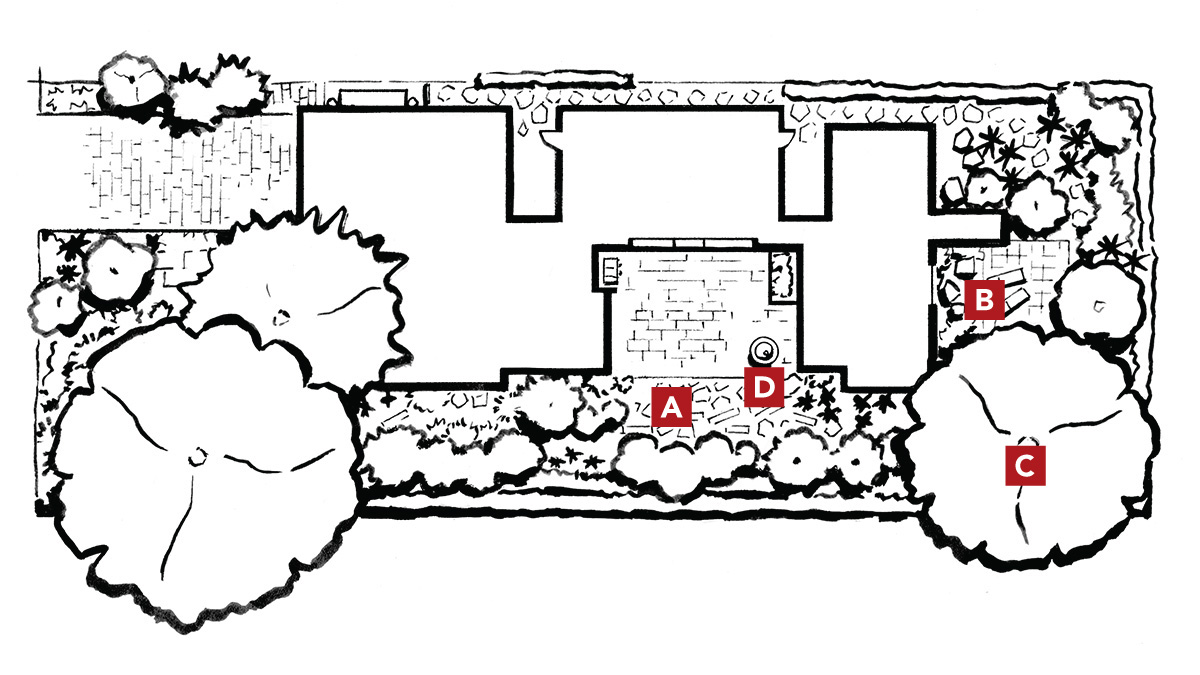 illustrated layout of modern space 3