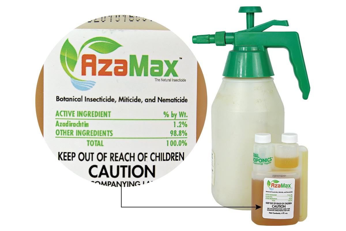 azadirachtin products