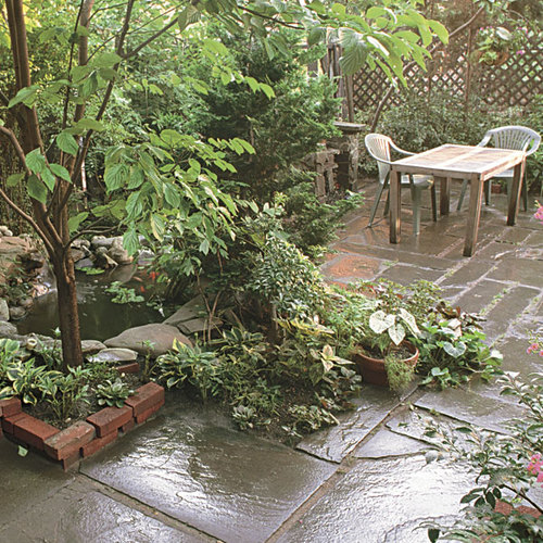 Expansive Solutions For Small Gardens Finegardening