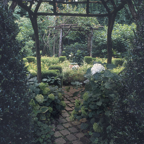 Patterns Within a Garden - FineGardening on diamond interior design, diamond landscape quilt, diamond art design, diamond flower design,
