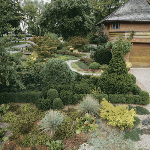 Designing A Lawnless Front Yard Finegardening