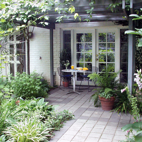 Creating A Private Haven