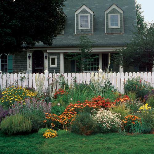 Front Yard Garden: A Front-Yard Garden In No Time