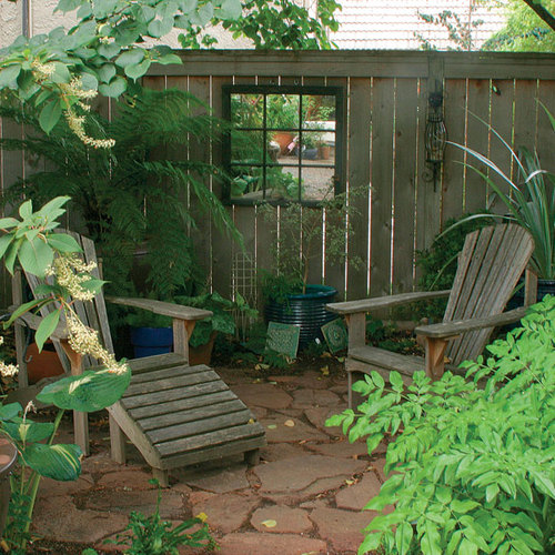Seating Areas Made Simple Finegardening
