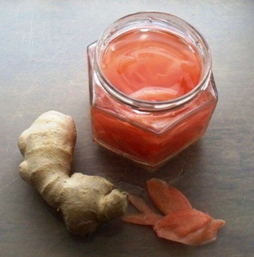 Pickled Ginger Is Sweet And Spicy Condiment Finegardening