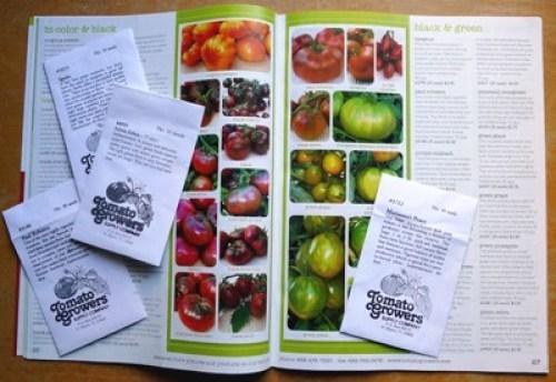TomatoGrowers Catalog Inside