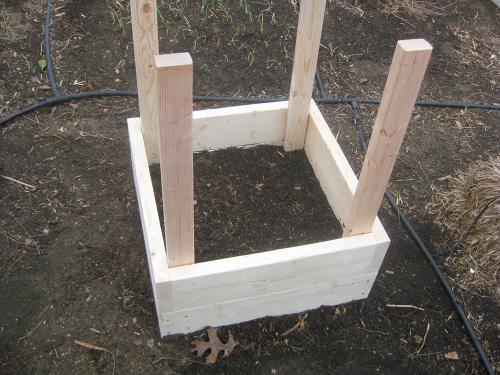 Build Your Own Potato Growing Box Finegardening