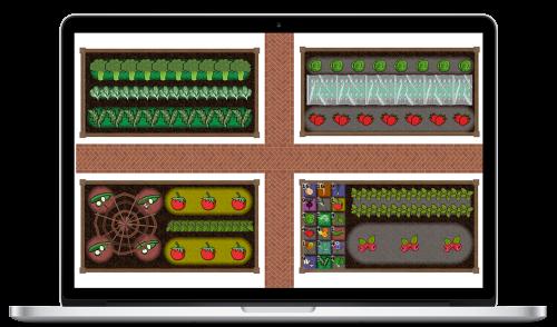 Totally Free Online Vegetable Garden Planners Finegardening
