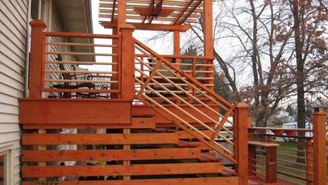 Deck Facelift Fine Homebuilding