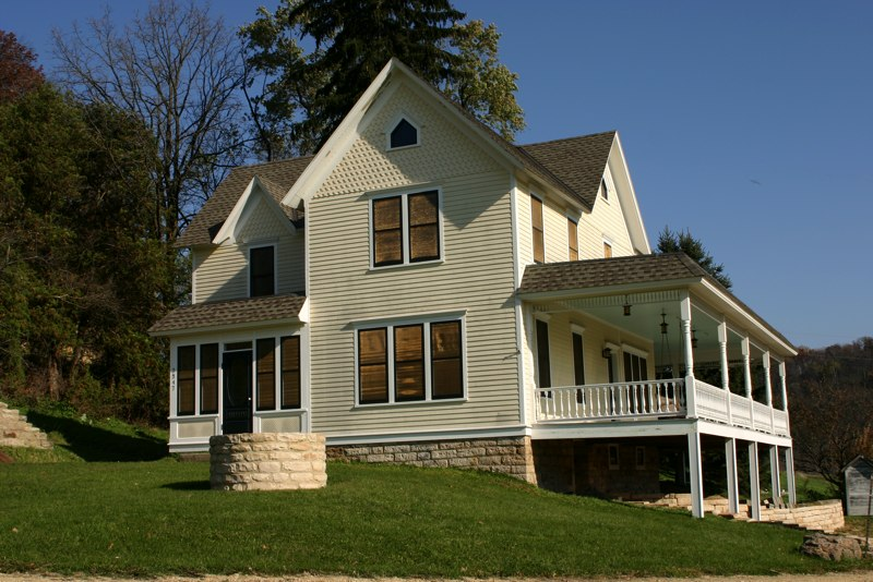 Farmhouse Porch Addition Fine Homebuilding