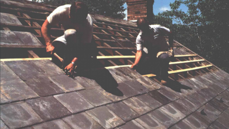 roofing-with-slate