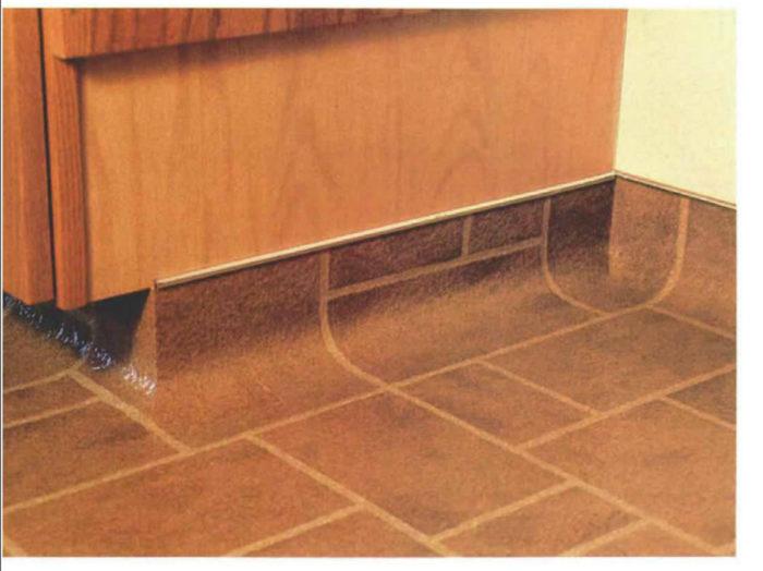Installing A Sheet Vinyl Floor Fine Homebuilding