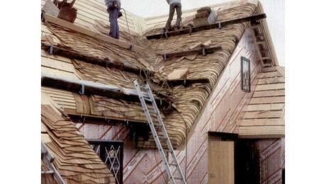 Shingle Thatch Fine Homebuilding