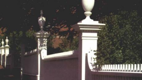 federal-period-fence