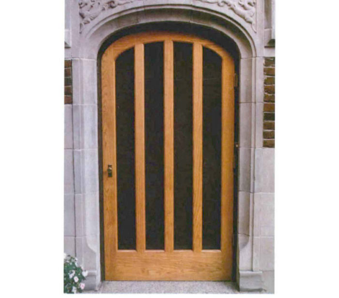 The Author, An Architectural Millwork Specialist, Explains His Approach For  Building Traditionally Styled Wood Screen Doors. Mortise And Tenon Joinery  Makes ...