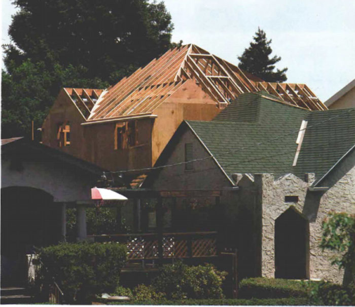 Framing A Second-Story Addition