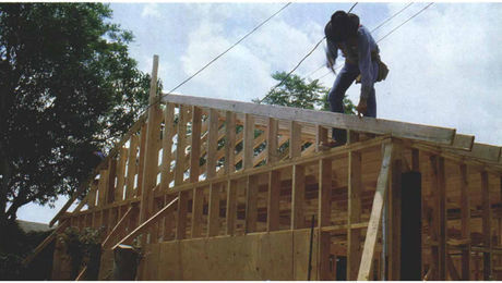 Framing A Gable Roof Fine Homebuilding