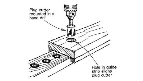 Site-Cut Plugs