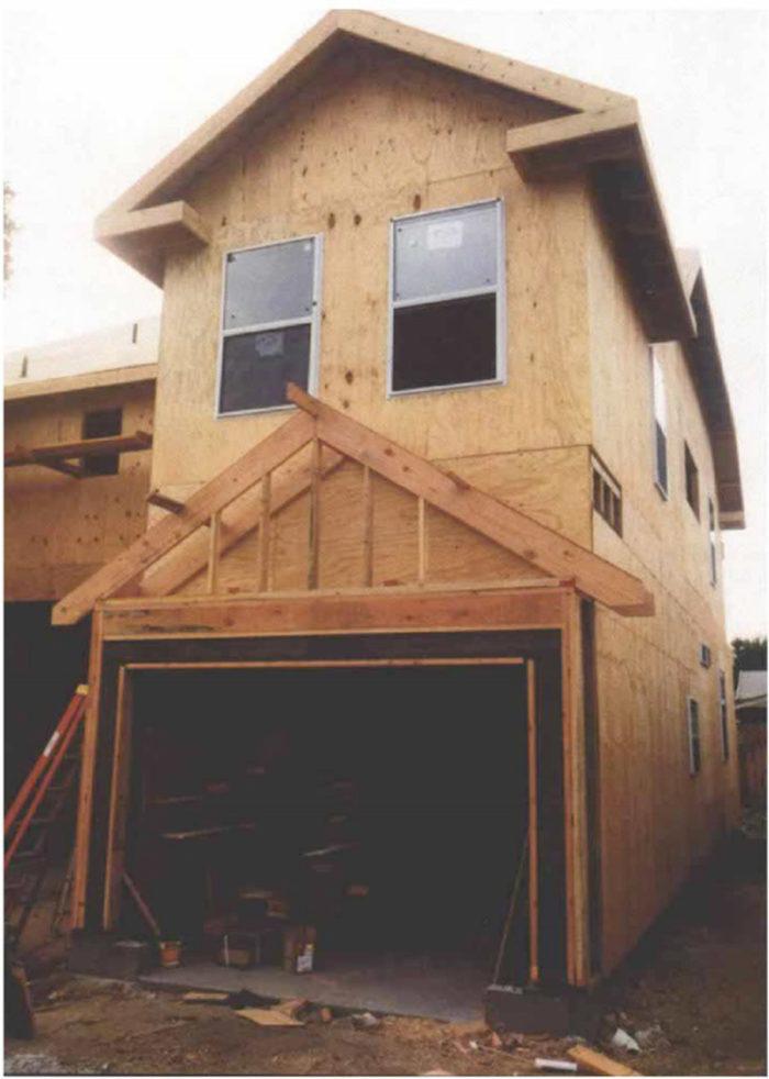 Framing For Garage Doors Fine Homebuilding