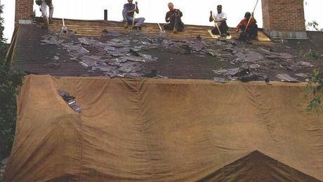 Tearing Off Old Roofing Fine Homebuilding