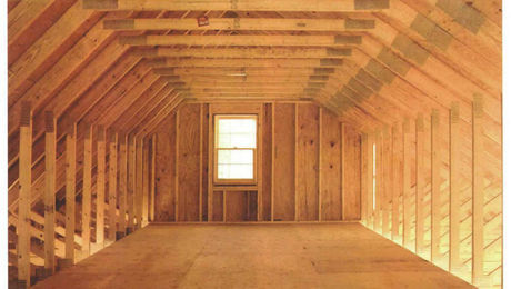 All About Roof Trusses Fine Homebuilding