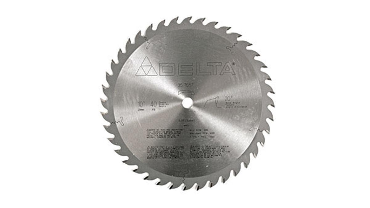 Sharpening circular blades - Fine Homebuilding