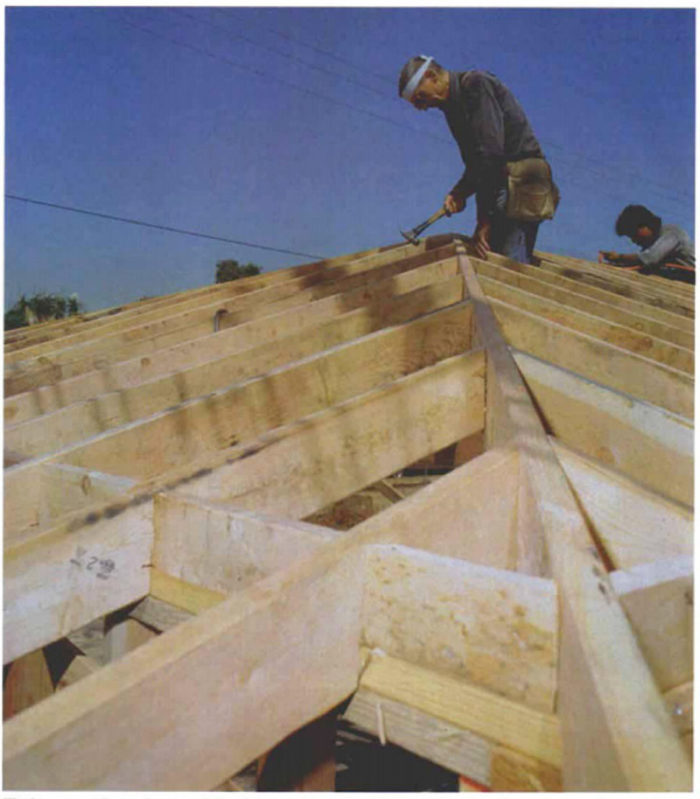 Framing A Hip Roof Fine Homebuilding