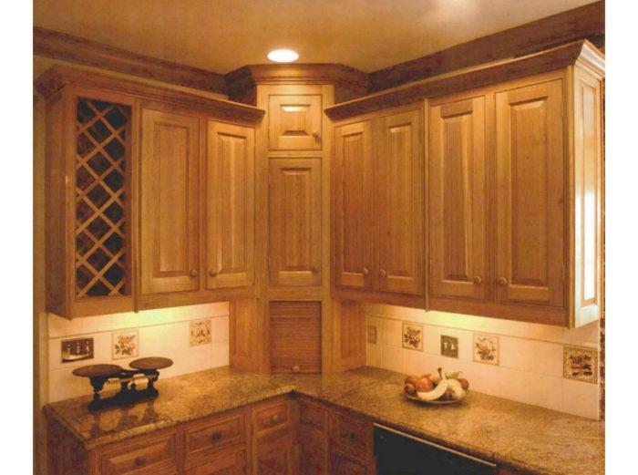Making Heart Pine Cabinets Fine Homebuilding