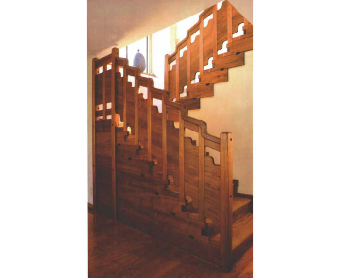 Building An Arts And Crafts Stair Fine Homebuilding