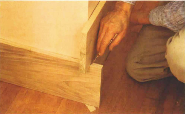 Designing And Installing Baseboards Fine Homebuilding
