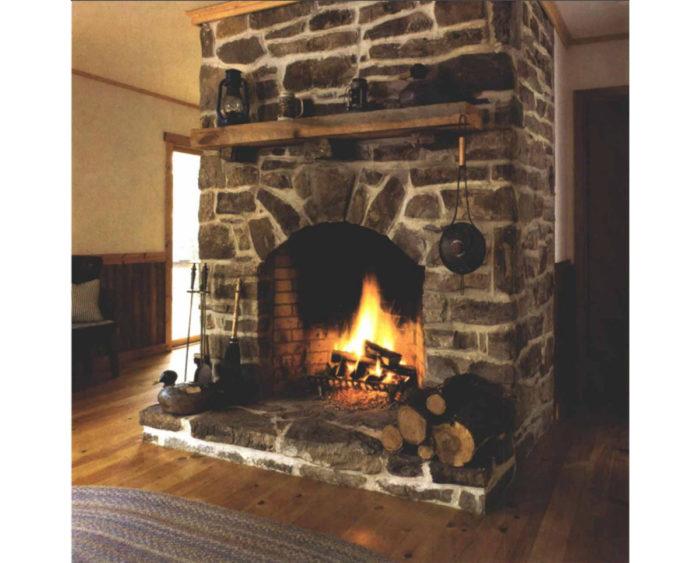 Miraculous Building An Efficient Fireplace Fine Homebuilding Home Interior And Landscaping Ymoonbapapsignezvosmurscom