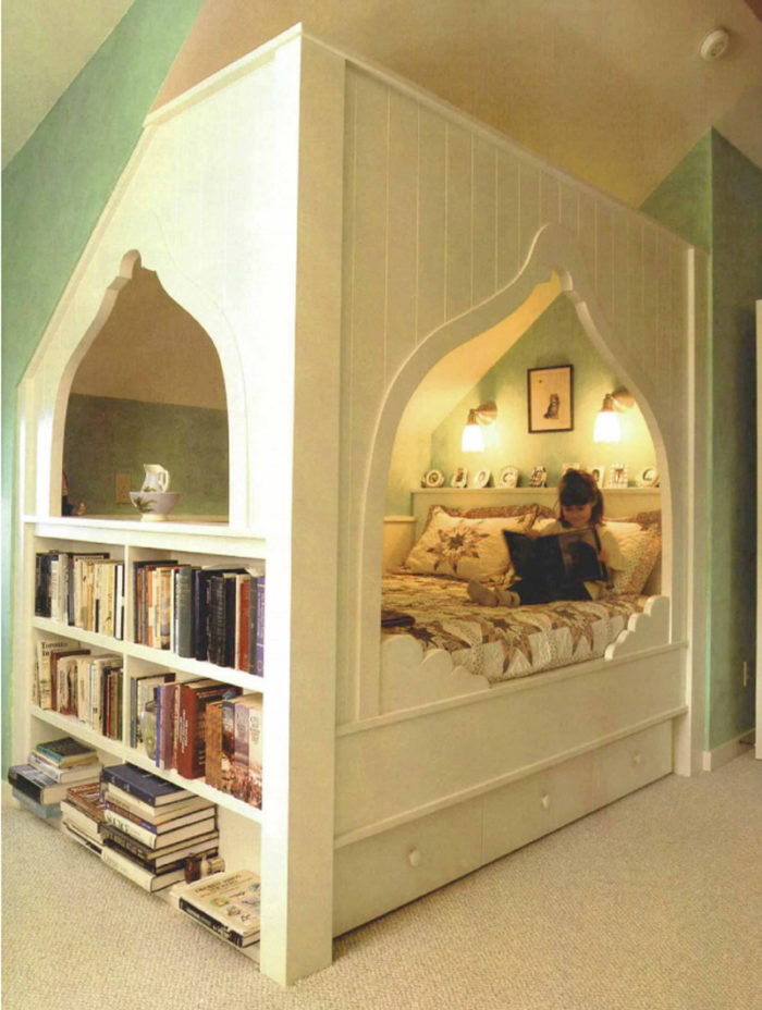 fanciful built in beds fine homebuilding rh finehomebuilding com built in beds ireland built in bedside cabinets