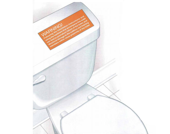 How to Install a Toilet - Fine Homebuilding