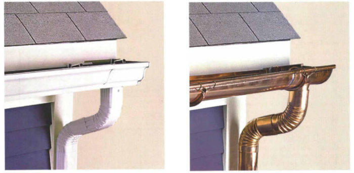 All About Rain Gutters Fine Homebuilding