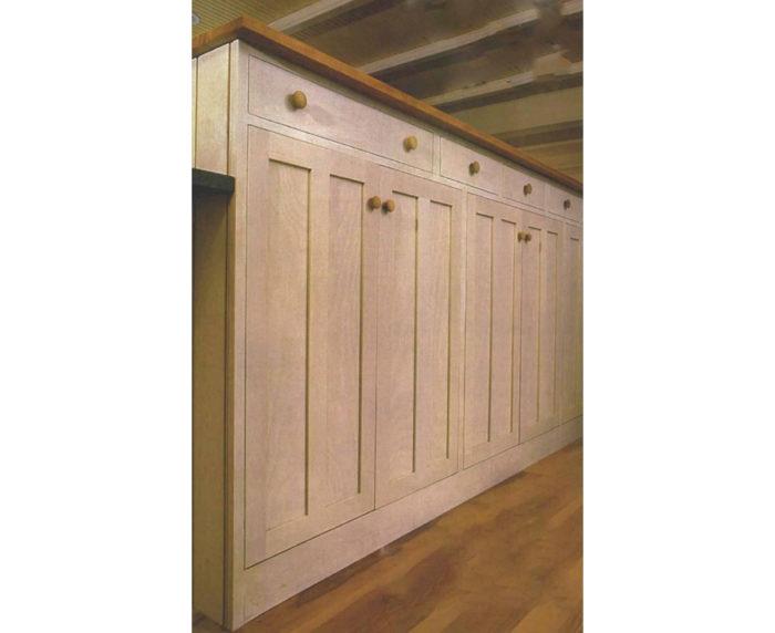 Excellent Building Kitchen Cabinets On Site Fine Homebuilding Interior Design Ideas Apansoteloinfo