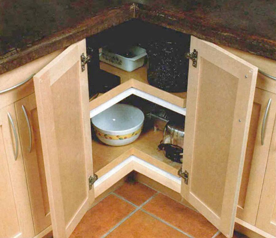 Building A Lazy Susan Cabinet Fine Homebuilding